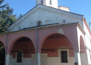 """храм """"света параскева в село медковец"""