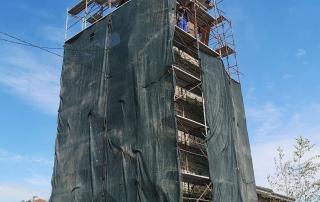 Камбанария в Севлиево реставрация