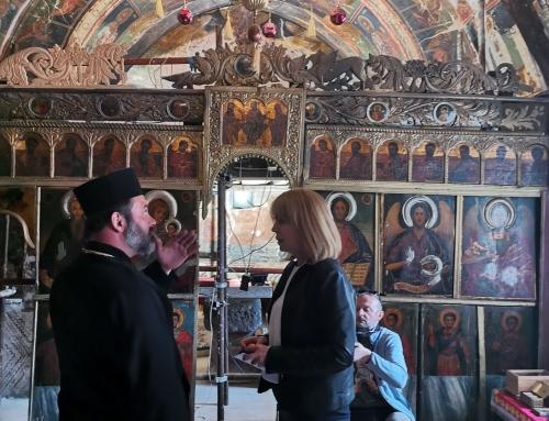 Кметът на София посети обект на Стройтес ЕООД в гр.Нови Искър